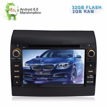 "7"" Android 6.0 Autoradio Headunit For Fiat Ducato Citroen Jumper Peugeot Boxer DVD GPS Navi Stereo 2GB RAM 32GB Flash 8 Core CPU"