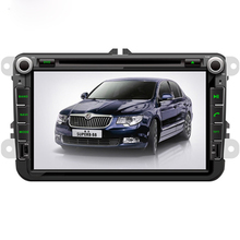 NAVITOPIA Wince 6.0 Car Multimedia Player For VW GOLF BLUE MOTION for VW SPORTLINE for VW BORA for VW AMAROK Car DVD Video GPS
