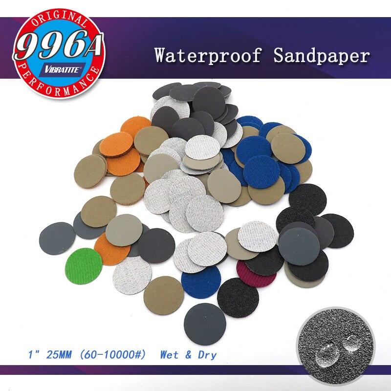 "Box of 100 pcs-60 gt 4/"" Silicon Carbide Sanding Paper"