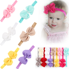 Handband Satin headbands headwear ear hairband Photography Prop hair accessory