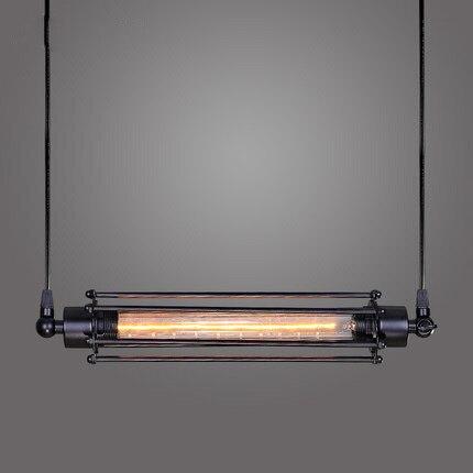 RH American Country Industrial Pendant Lights Fixture Nordic Metal Retro Pendant Lamps Home Indoor Cafes Restaurant Hanging Lamp<br><br>Aliexpress
