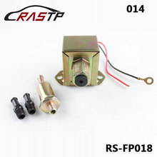 Diesel Petrol 12V Facet Red Top Square Electric Fuel Pump 40104 40106 40107 P502 Low Pressure External For Ford Car RS-FP018