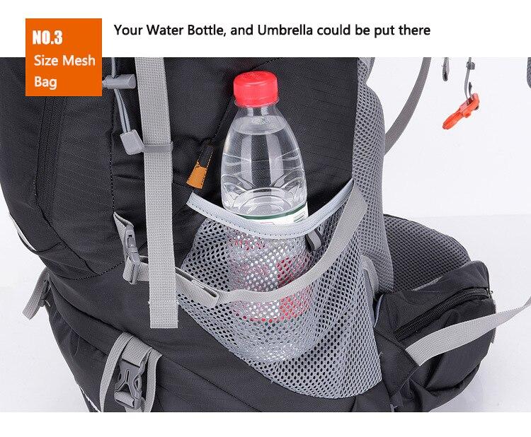 Waterproof Bags KNIGHT Backpack 19