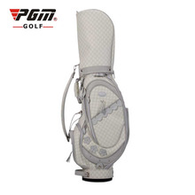 New PGM NSR Women golf bag club sets with half leather and nylon golf bag set sport golf club practice training sets
