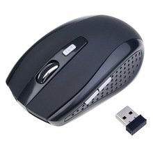 4 Color 2.4GHz Computer Mice Wireless Adjustable Mouse for PC Laptops Notebooks