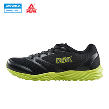 PEAK Spring Summer Men's Running Shoes Breathable Air Mesh Shoes Brand Athletic Shoes Zapatos Deporte Zapatillas Deporte Hombre