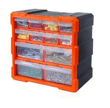 high-grade 12 drawers parts and finishing box storage box storage bins