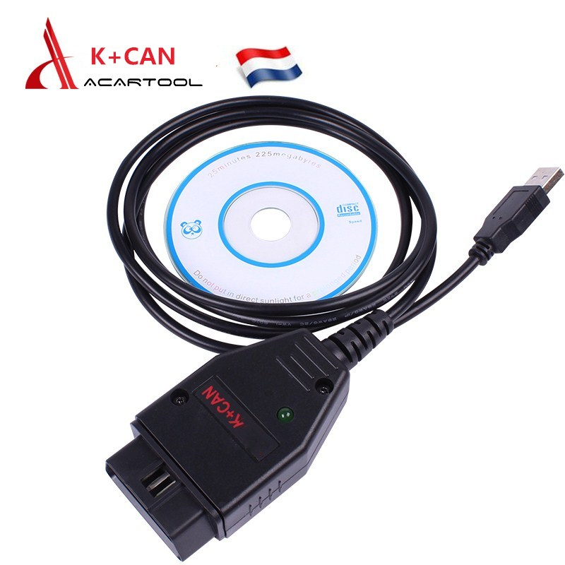 CAN Obd2-Scanner-Cable Car-Diagnostic-Cables Commander Ftdi Ft232rl for VAG K  title=
