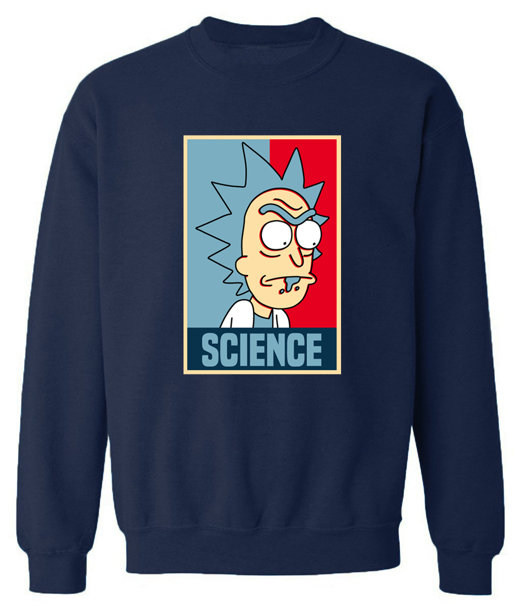 2020 New Hot Rick Science Sweatshirts