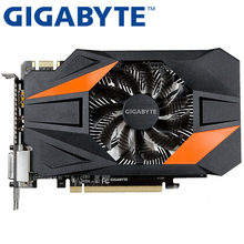 Gigabyte graphics card GTX 950 2 ГБ 128Bit GDDR5 видео карты для nVIDIA видеокартами Geforce GTX950 используется GTX 750 Ti 1050 GTX750(China)
