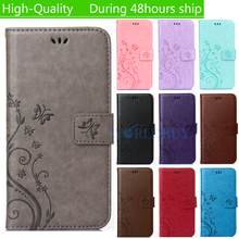 Pattern Leather Phone Case For Apple iPod Touch 5 5th 5G Gen Touch 6 TPU Back Cover Flip Shell Stand Wallet Bag Card Holder(China)