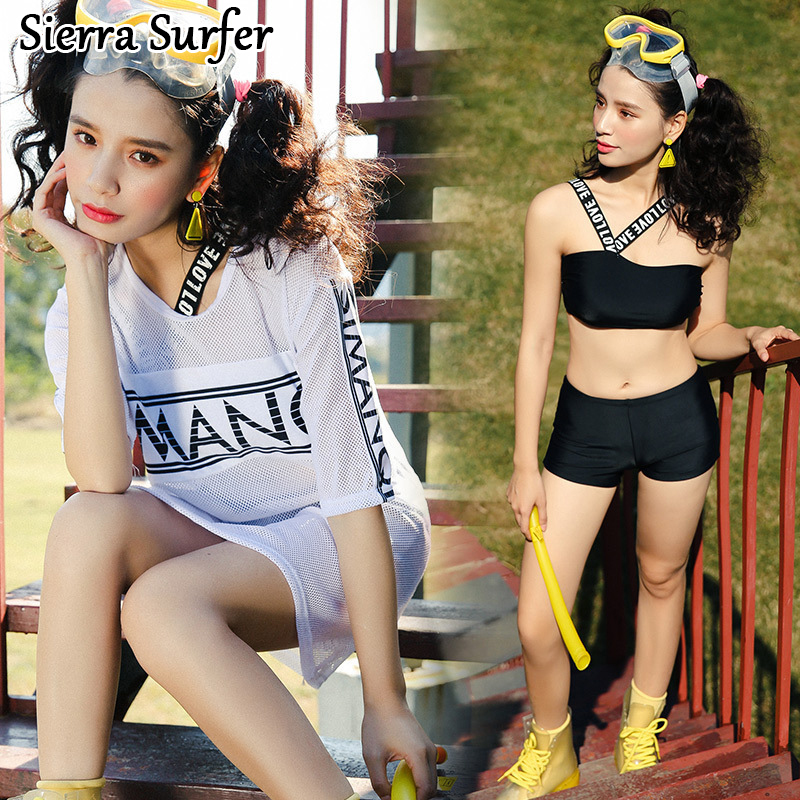 Womens Swimsuits Biquines For Women 2018 Push Up Swimwear Female Bathing Clothes Suit Woman Bathers Or Three Piece Covering<br>