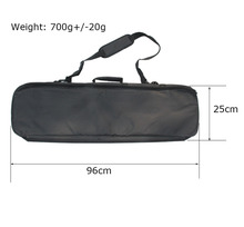ZJ SPORT Hot Sales Durable and High Qaulity Bag For 3-Piece Adjustable SUP Board Paddle(China)
