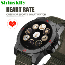 Men Girl N10B Smart Watch Outdoor Sport Smartwatch Heart Rate Monitor Compass Waterproof Bluetooth Wach IOS Android - Shinsklly-Ali Store store
