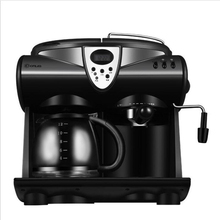 Italian/American coffee machine Household 20bar pump pressure coffee machine Office precise thermostat coffee machine DL-KF7001(China)