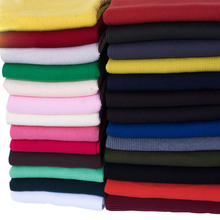 40*50CM Thicken Stretch Knit Rib Fabric For Trimming Hem Collar Cuff Waistband Of Winter Clothes