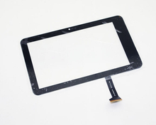 "Black New 7"" inch para FeiPad M7 PD10 3 g MTK6575 SD-07010V1FPC touch screen digitizer glass touch panel Sensor"