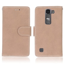 Buy Luxury Retro Flip Case LG Spirit 4G LTE H440N Covers Leather + Soft Silicon Wallet Cover LG Spirit H420 H422 Phone Cases for $4.12 in AliExpress store