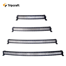 "Buy 21.5"" 31.5"" 41.5"" 50"" LED WORK LIGHT BAR 120w 180w 240w 288w curved driving lamp offroad truck 4x4 combo flood beam fog lamp for $77.70 in AliExpress store"