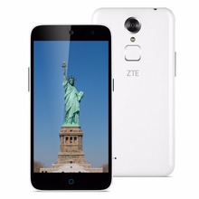Original ZTE Blade A1 C880A 4G LTE Cell Phone 5.0 MTK6735 64Bit Quad Core 1.3GHz Android 5.1 1280x720 2GB RAM 16GB ROM 13.0MP(China)