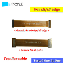 LCD display screen Test flex cable for s6 / s7 / s6 edge / s7 edge(China)