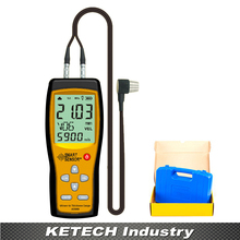AS860 Ultrasonic Steel Aluminium Plate Thickness Gauges(China)