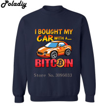 Buy bought car Bitcoin Mens Clothes Hoodies Men Women Cotton Cryptocurrency Print Clothing Hooded Sweatshirts for $20.87 in AliExpress store