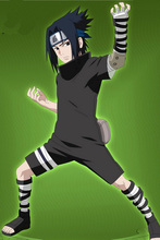 Naruto Uchiha Sasuke Cosplay Wig Free Shipping for Halloween and Christmas