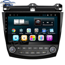 NaviTopia 10.1inch 1024*600 Quad Core Android 6.0 Car DVD Radio for Honda Accord 7 2004 2005 2006 with GPS navigation/wifi/maps
