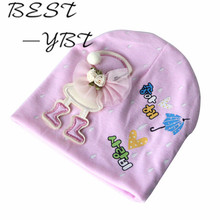 The spring and autumn period and the turtleneck cap cap newborn babies pure cotton padded cap cap infant sleep hat