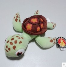 Turtle Squirt Plush Toy, Green Sea Turtle Plush Toy From Finding Nemo Plush 25cm