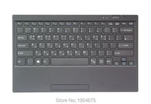 New Genuine for Sony Tap 11 SVT11 VGP-WKB16 Bluetooth wireless keyboard Korea version Black Free shipping!!