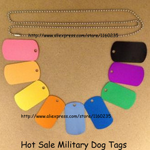 2015Best Selling Men's Necklace Slide Military Dog Tags Army Us Tags Pendant,Free Shipping,Cheap Wholesale!(China)