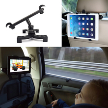 Car Back Seat Headrest Mount Holder For iPad Air 5 Air 6 ipad mini AIR Tablet For SAMSUNG Huawei Xiaomi Tablet PC Stands Car