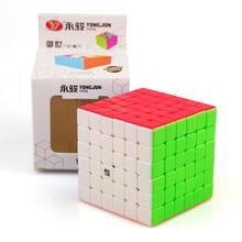 Yongjun YuShi 6x6 Cubo Magico Stickerless Speed Cube Magic Cube Twist Puzzle Educational Toy Free Shipping Drop Shipping