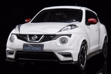 Diecast Car Model Nissan Juke Nismo 1:18 (White) + SMALL GIFT!!!!!!!!(China)