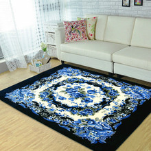 200X240CM Soft Raschel Carpets For Living Room Europe Home Bedroom Rugs And Carpets Coffee Table Area Rug Children Play Mat