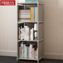 Simple Nonwoven Fabric Bookshelf Multi Functional Closet Storage Cabinet Folding Assembled Exquisite Book Shelf For