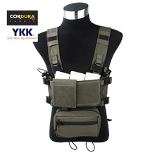 Rg-Set TMC Micro-Chest-Rig Ranger Green Combat-Modular Tacitcal Cordura Fight-Light SKU051257