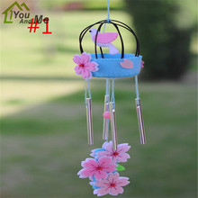Creative DIY Craft Bells Hang Act The Role Ofing Handmade Home Cloth Art Free Cutting Nonwoven Fabric Material Bag