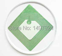2017 New High sensibility Eas rf alarm soft label alarm stickers(China)