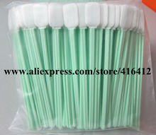 5000 pcs Large Polyester Cleaning Swabs - Alternative to Texwipe TX714A Large Alpha Swab ( bulk at wholesale price )(China)