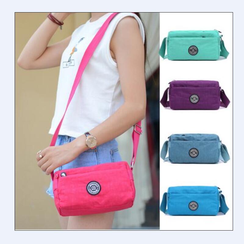 Jinqiaoer women bag nylon Shoulder Bags for women female casual messenger fashion bags ladies  kipled style tote<br><br>Aliexpress