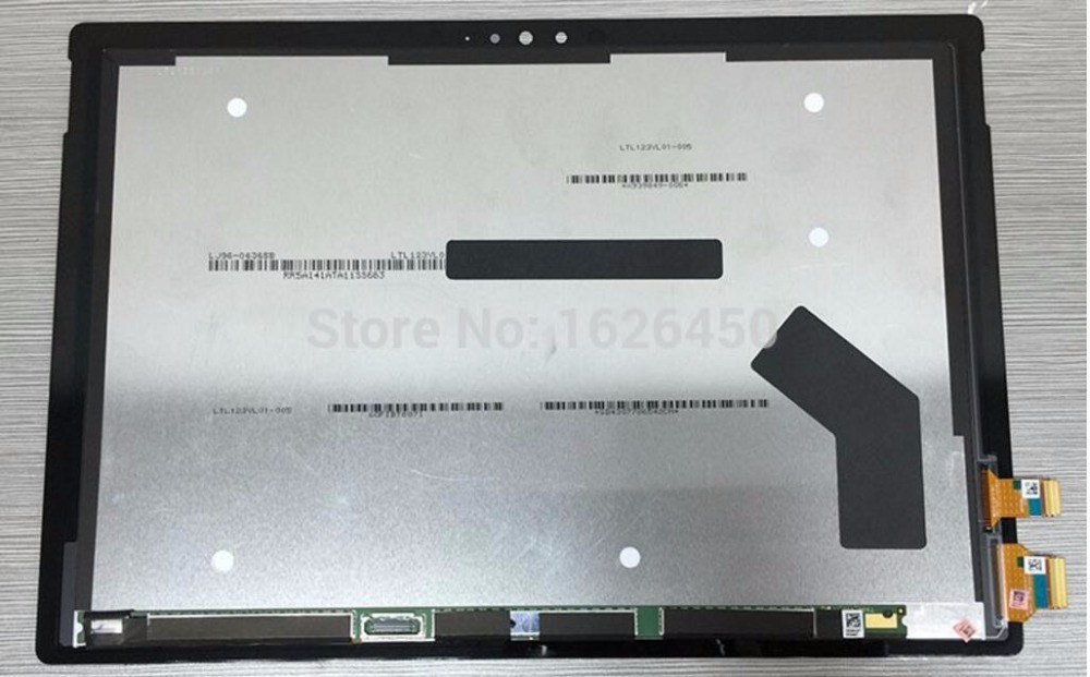 Touch Screen Digitizer Assembly Microsoft Surface Pro 4 1724 V1.0 LCD Display