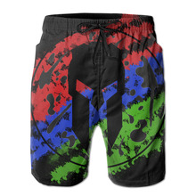 mens perspiration quick dry ultra-light breathable obstacle races Spartan Race logo shorts gmy shorts beach shorts