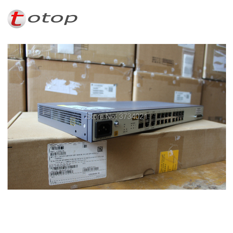 Original Huawei MA5620-16 GPON terminal ONT with 16 ethernet and 16 voice ports apply to FTTB 99