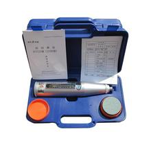 1pc Portable Concrete Rebound Test Hammer Schmidt Hammer Testing Equipment Resiliometer (Blue Instrument Case) HT-225B