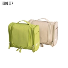 Travel high - quality travel cosmetics bags large - capacity cosmetics organizers multi - functional hanging bag cosmetic bag(China)
