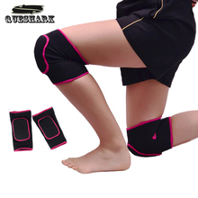 1 Pair Adults Kids Children Dancing Volleyball Tennis Knee pads Sport Crossfit Gym Kneepads Baby Crawling Safety Knee Support