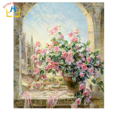 HOME BEAUTY digital oil painting by numbers diy home decoration paint on canvas gift craft picture coloring by numbers G134